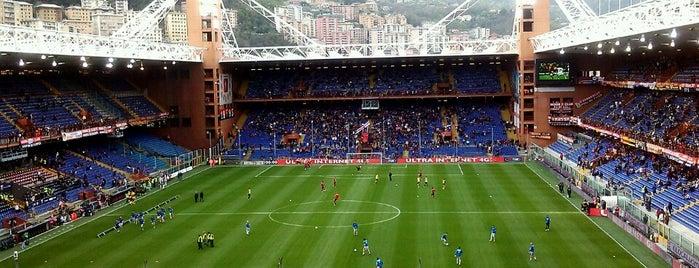 Stadio Luigi Ferraris is one of √ Best Tour in Genova.