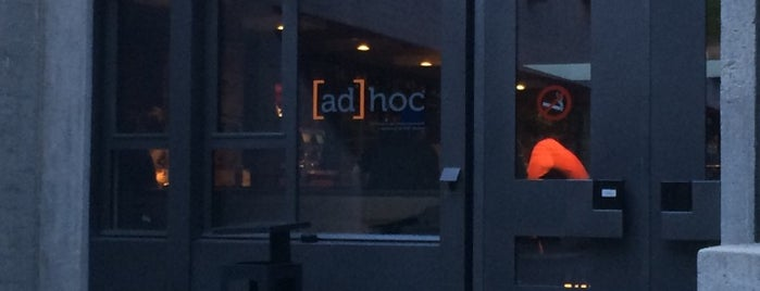 [ad]hoc is one of Buddy Bars.