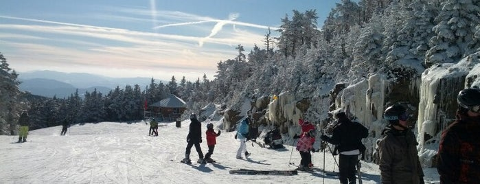 Killington Ski Resort is one of A.