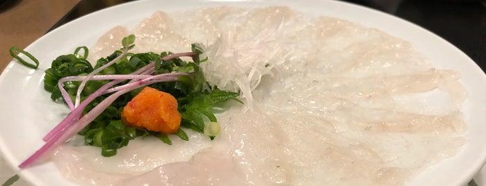 玄品ふぐ 神田の関 is one of Japanese Restaurants.