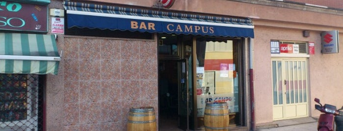 Bar Campus is one of Comiendo en Mieres.
