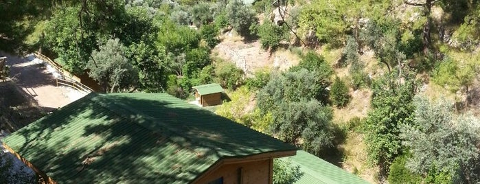 Gunes Camping is one of Kamp yerleri.