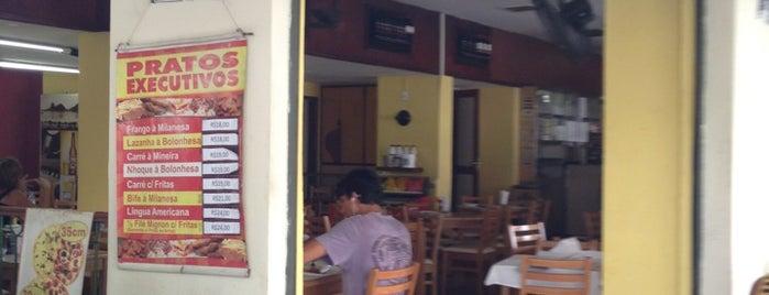 Restaurante Flor do Inhangá is one of Top 10 favorites places in Brasil.