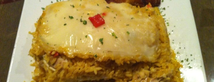 Havana's Cuban Cuisine is one of Favorite Food.
