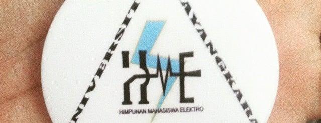 Graha Bhayangkara is one of kampus.