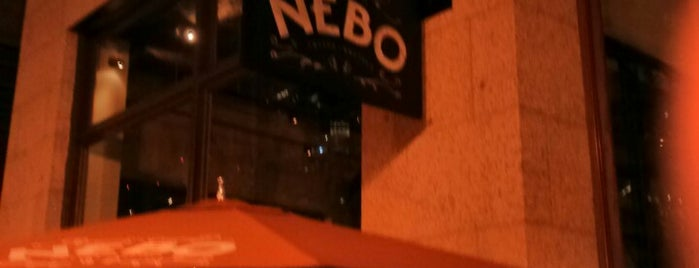 Nebo is one of Boston.