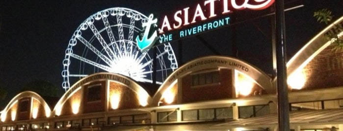 Asiatique The Riverfront is one of Shopping BKK.