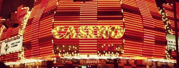 Fremont Hotel & Casino is one of Recommendations from you to me 4square and 4cast.