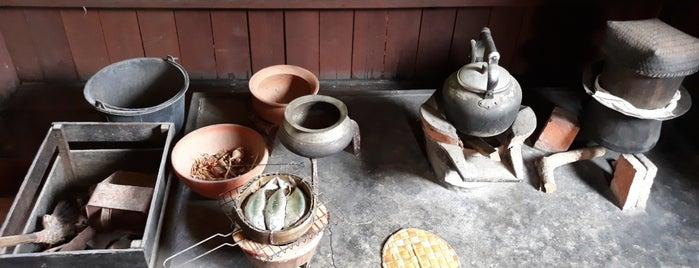 โฮงเจ้าฟองคำ is one of ลำพูน, ลำปาง, แพร่, น่าน, อุตรดิตถ์.