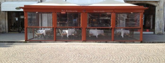 Bar Pasticceria Gelateria Nazionale is one of Ferrara.