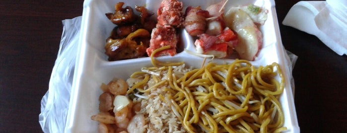 Hibachi Grill is one of Favorite Food.
