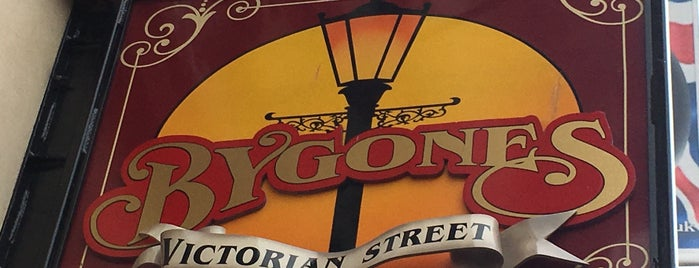 Bygones is one of Torquay (and surrounding area) to do list.