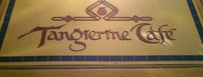 Tangierine Café is one of Walt Disney World - Epcot.