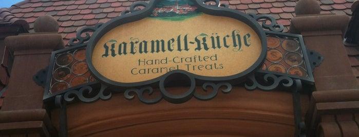 Karamell Küche is one of Walt Disney World - Epcot.