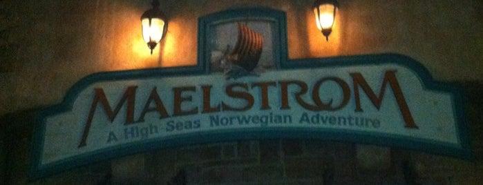 Maelstrom is one of Walt Disney World - Epcot.