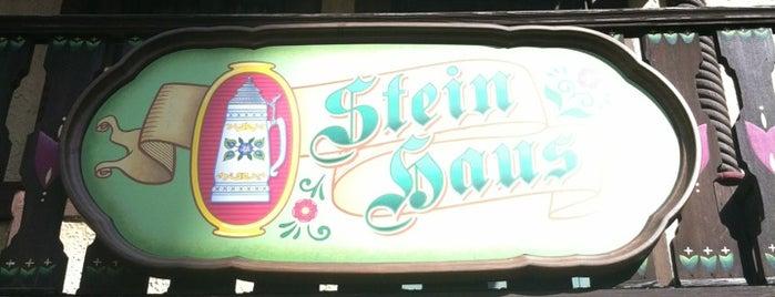 Stein Haus is one of Walt Disney World - Epcot.