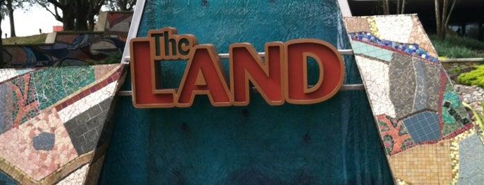 The Land Pavilion is one of Walt Disney World - Epcot.