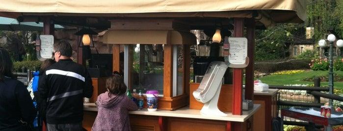 Canada Beer Cart is one of Walt Disney World - Epcot.