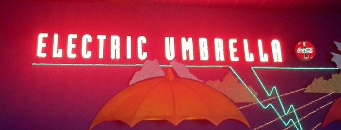 Electric Umbrella Restaurant is one of Walt Disney World - Epcot.