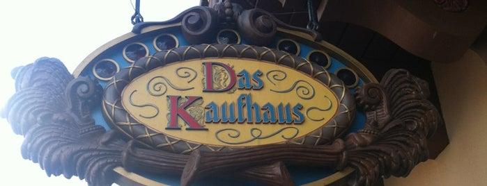 Das Kaufhaus is one of Walt Disney World - Epcot.