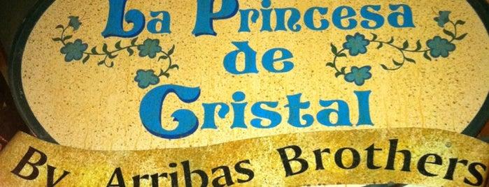 La Princesa de Cristal is one of Walt Disney World - Epcot.