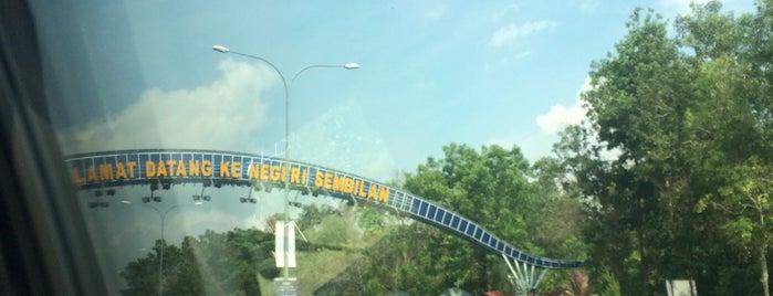 Bandar Baru Nilai (BBN) is one of Favorite Great Outdoors.