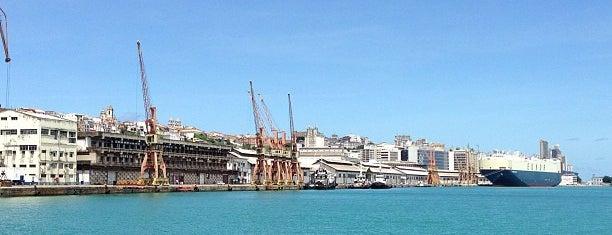 Porto de Salvador is one of Salvador.