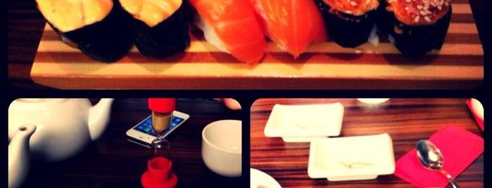 Рыба. Рис is one of Бары рестораны ночная жизнь.