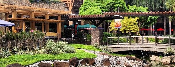 Greenbelt Park is one of Filipinler-Manila ve Palawan Gezilecek Yerler.