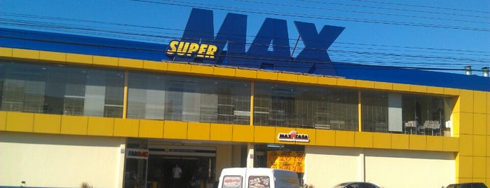 Super Max is one of Lista Pessoal.