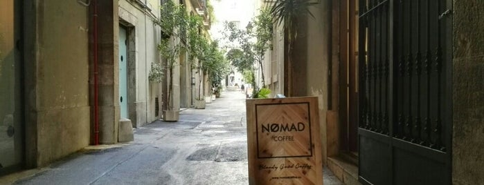 Nømad Coffee Lab & Shop is one of Barcelona, Spain.