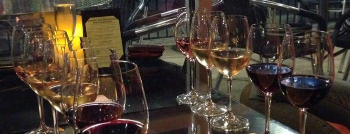 The Wine Loft is one of Welker Studio's Culture Class.