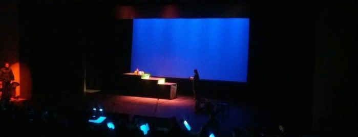 Auditori Molí de Vila is one of Teatros/Cines.