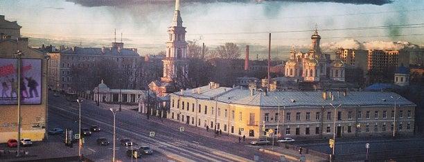 Ново-Каменный мост is one of Санкт-Петербург.