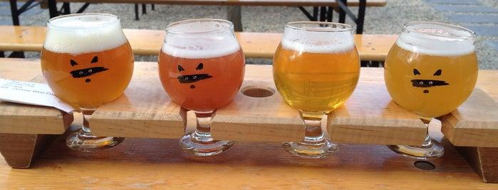 Bandit Brewery is one of Toronto's Best Specialty Beer Bars.