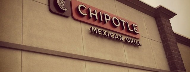 Chipotle Mexican Grill is one of Favorite Restaurants in Lone Tree, CO.