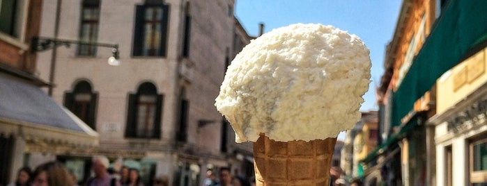 Gelateria Ca' D'oro is one of The 15 Best Places for Desserts in Venice.