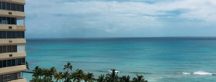 Alohilani Resort Waikiki Beach is one of Hawaii 🏝.