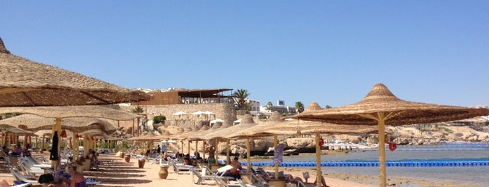 Savoy/Sierra Beach is one of Be Charmed @ Sharm El Sheikh.