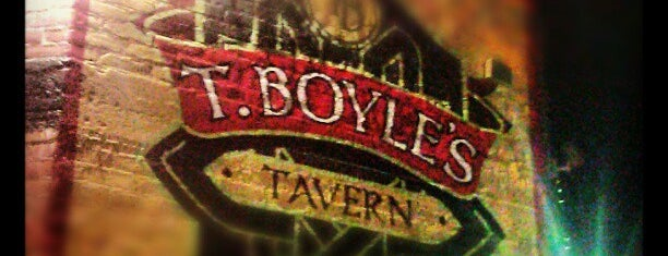 T. Boyle's Tavern is one of Breweries - Southern CA.