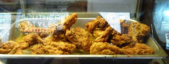 Charles' Country Pan Fried Chicken is one of Best NYC Fried Chicken.