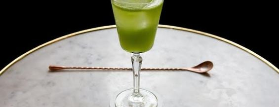 Maison Premiere is one of The Eleven Best Spring Cocktails in NYC, 2015.