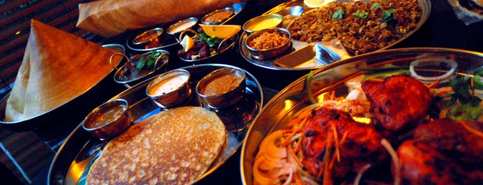 Dosa Garden Is One Of Where To Eat Sri Lankan Food On Staten Island.