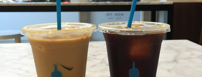 Blue Bottle Coffee is one of The 15 Best Spacious Places in San Francisco.