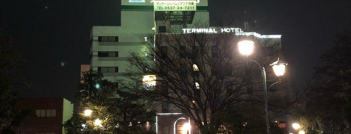 掛川ターミナルホテル is one of 宿泊履歴.