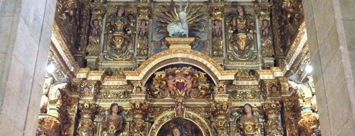 Catedral Basílica do Salvador is one of Salvador.