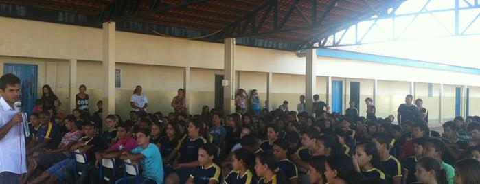 Escola Estadual Idalina de Paula is one of Educação em Paraíso do Tocantins.