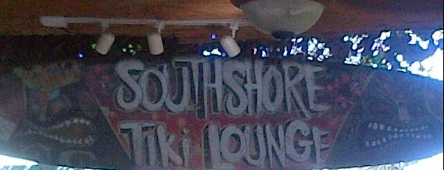 South Shore Tiki Lounge is one of Favorite Hawaii eats.