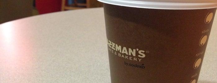 Jazzman's Cafe & Bakery is one of GMU Fairfax Campus.