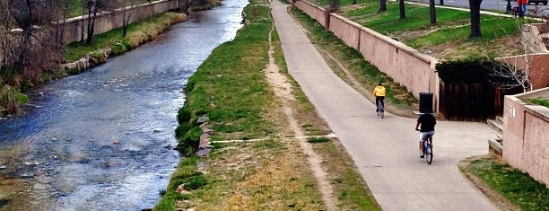 Cherry Creek Trail is one of Colorado.